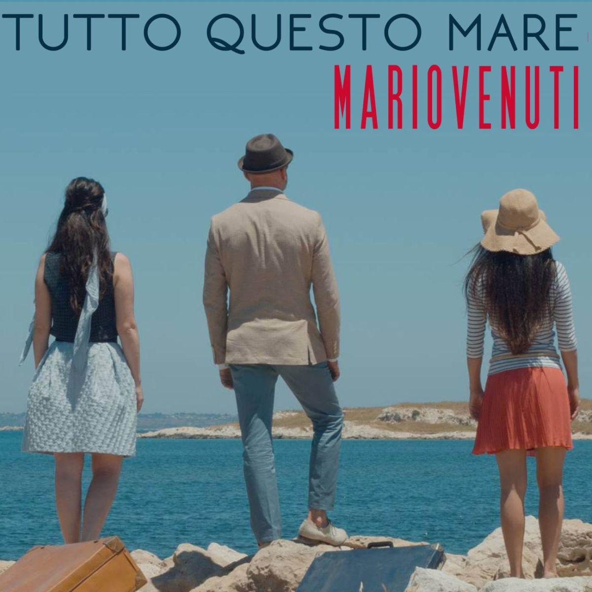 """In radio """"Tutto questo mare"""", il nuovo singolo di Mario Venuti"""