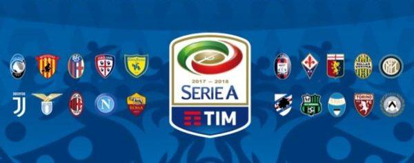 Al via oggi il campionato di calcio di Serie A 2017 2018. Le venti squadre 800b9d90b952