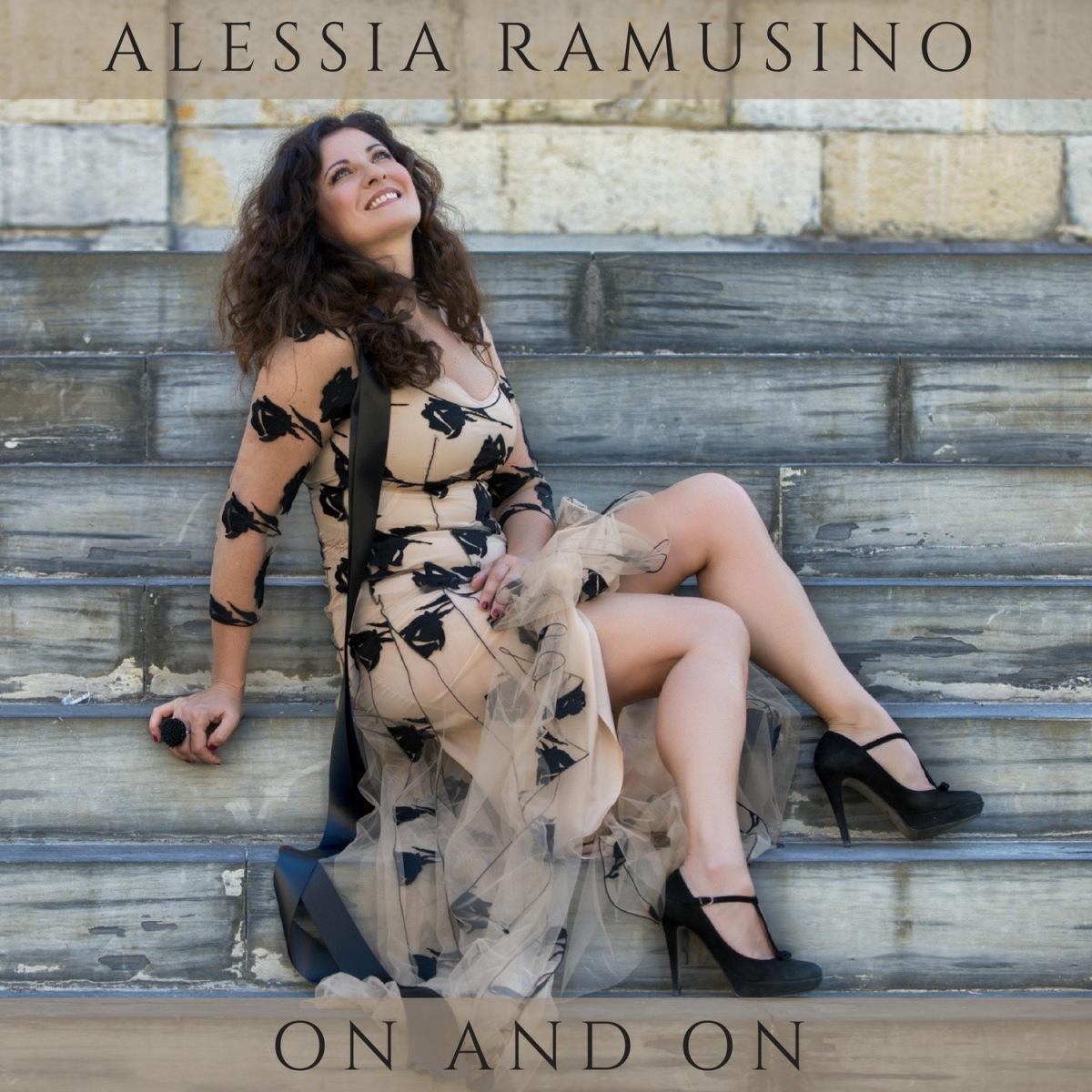 """Dal 15 settembre in radio """"On and on"""", il nuovo singolo di Alessia Ramusino"""