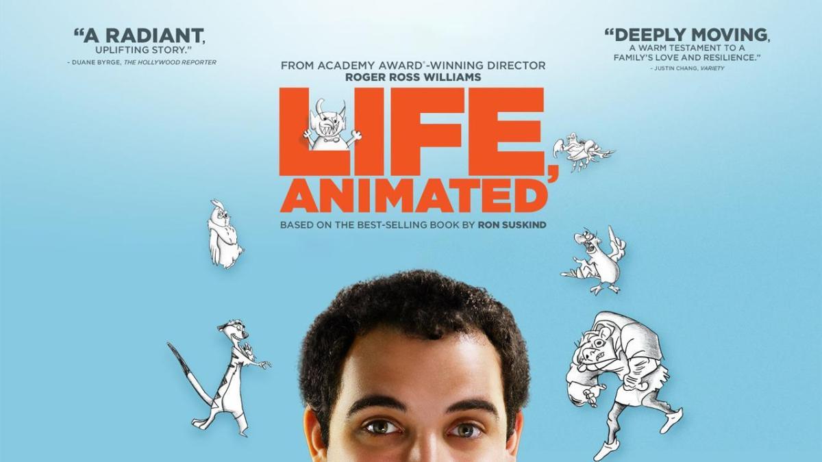 """Giovedì 19 ottobre alle 21.15 su Rai3 Massimo Gramellini presenta il documentario, in prima visione assoluta, """"Life animated"""""""