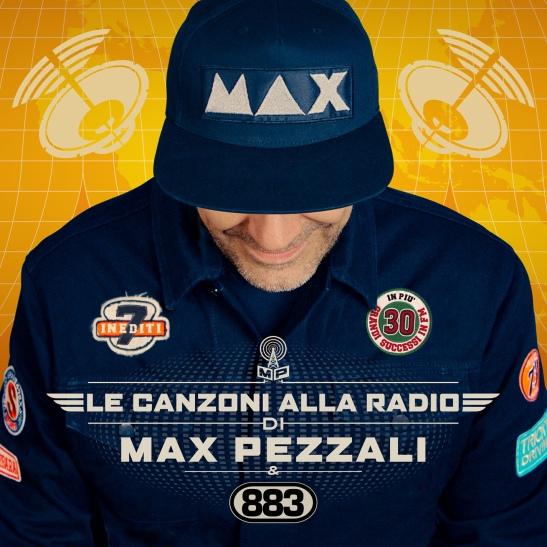 MaxPezzali_Le canzoni alla radio_album