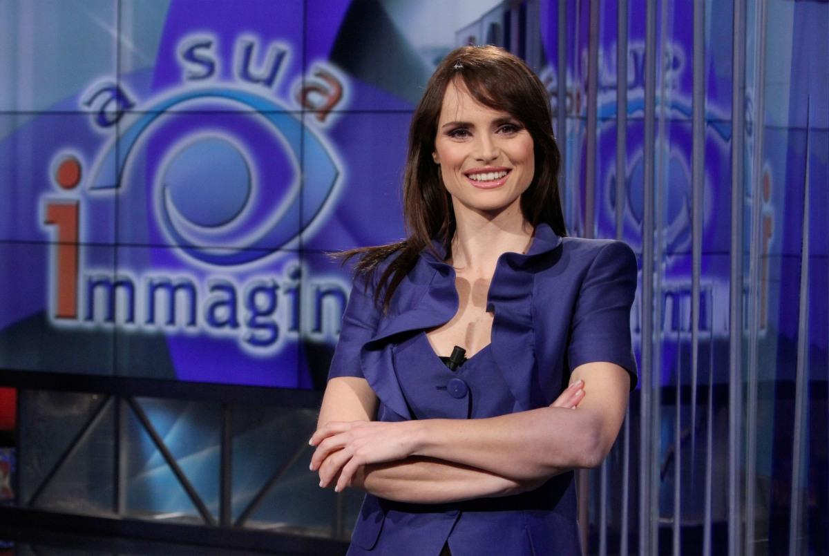 """Sabato 20 ottobre alle 15.55 nella puntata di """"A Sua Immagine"""", Lorena Bianchetti incontra la cantante Lisa"""