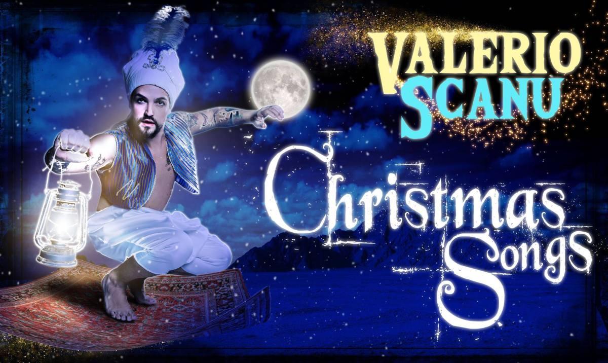 """VALERIO SCANU: Mancano pochissimi giorni a """"Valerio Scanu Christmas Songs"""", lo speciale live natalizio che si terrà il 16 dicembre all'Auditorium Parco della Musica di Roma"""