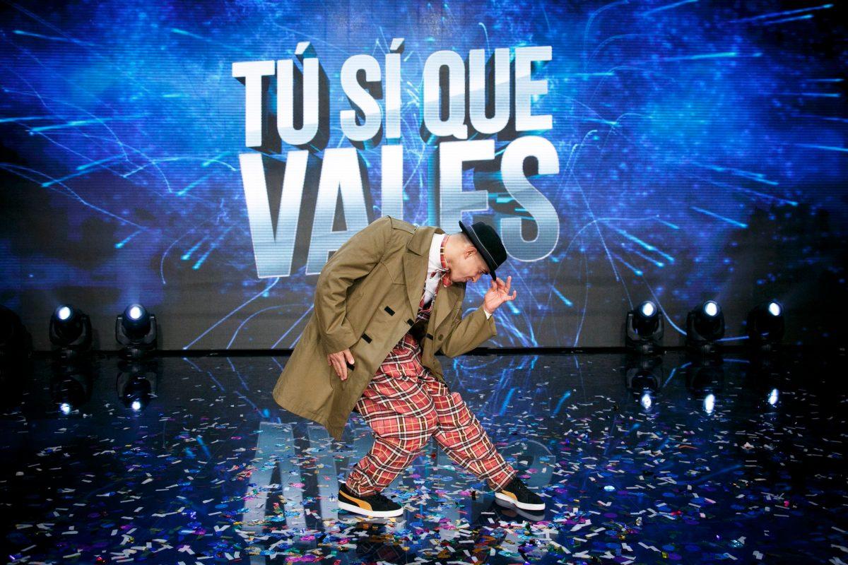 """Il ballerino Salah The Entertainer è il vincitore della quarta edizione di """"Tu sì que vales"""", il programma più visto della stagione con una share media del 28,60%"""
