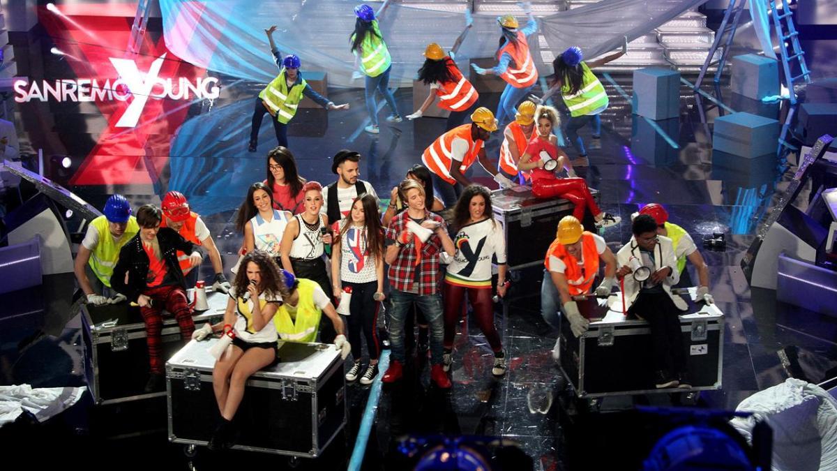 Stasera su Rai 1 la finalissima di SanremoYoung: ospiti Europe, Ted Neeley, Michele Bravi, Gino Paoli, The Kolors