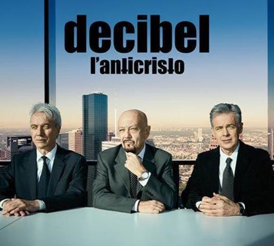 decibel_Cover album