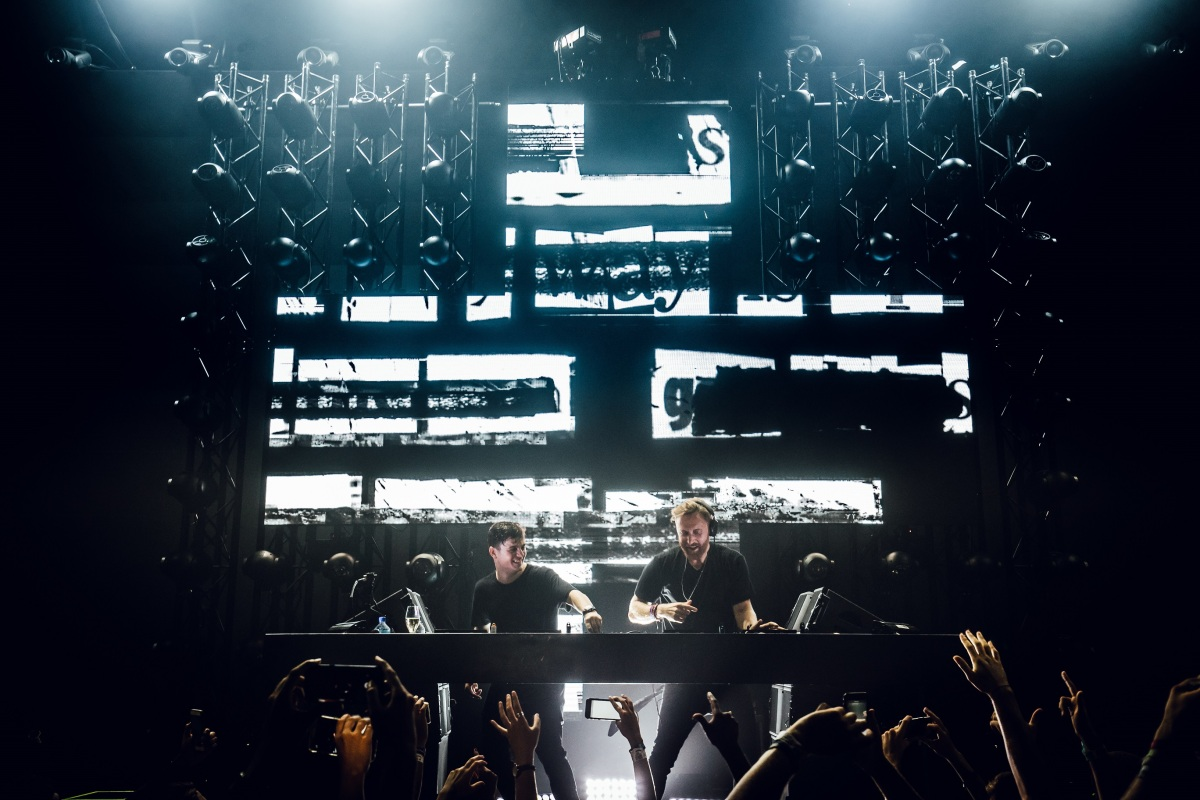 David Guetta & Martin Garrix feat Brooks: 'Like I Do' è la nuova club track