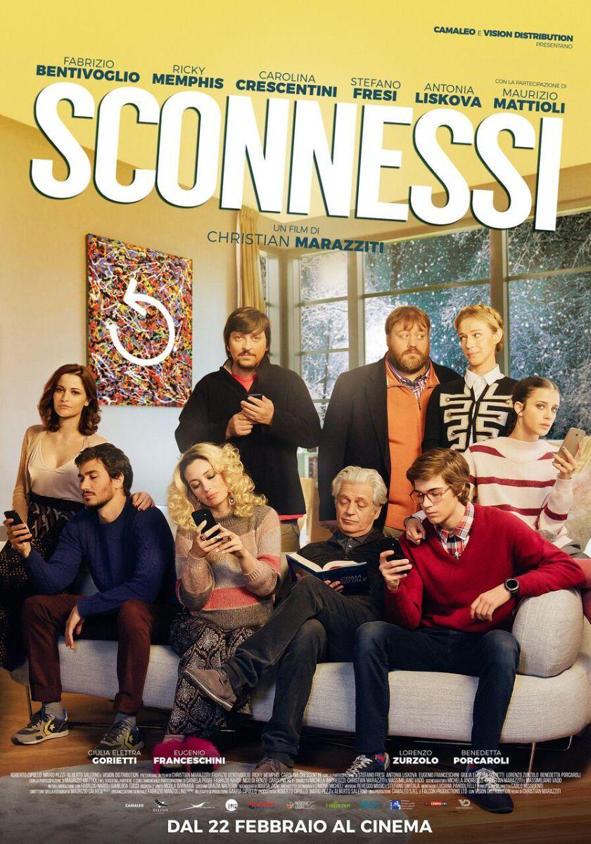 """""""Sconnessi"""" al cinema dal 22 febbraio. Video intervista con il regista Christian Marazziti: """"I giovani di oggi non possono permettersi di perdere la bellezza del contatto con la realtà"""""""