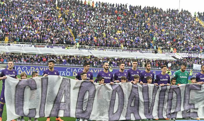 Soccer: Serie A; Fiorentina-Benevento