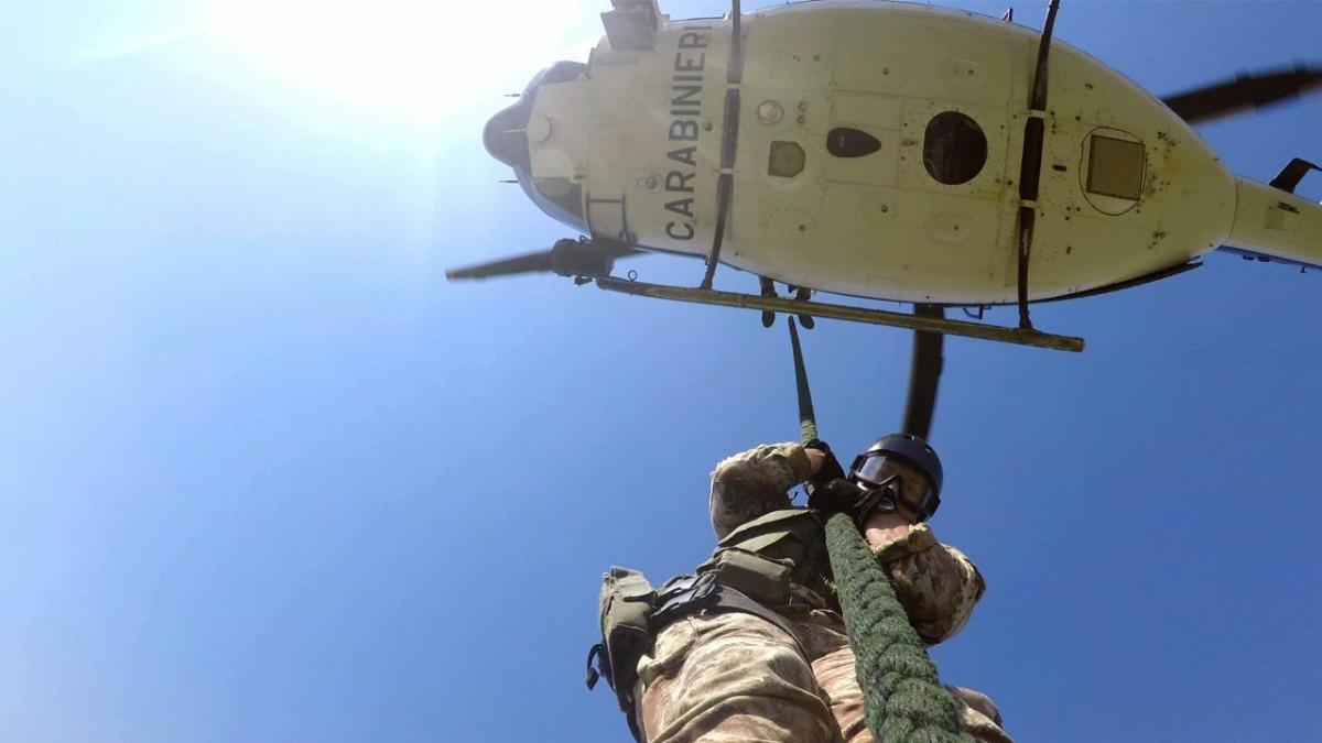 """Al via su Rai 2 """"LO SQUADRONE"""": Dispacci dalla guerra di 'ndrangheta"""