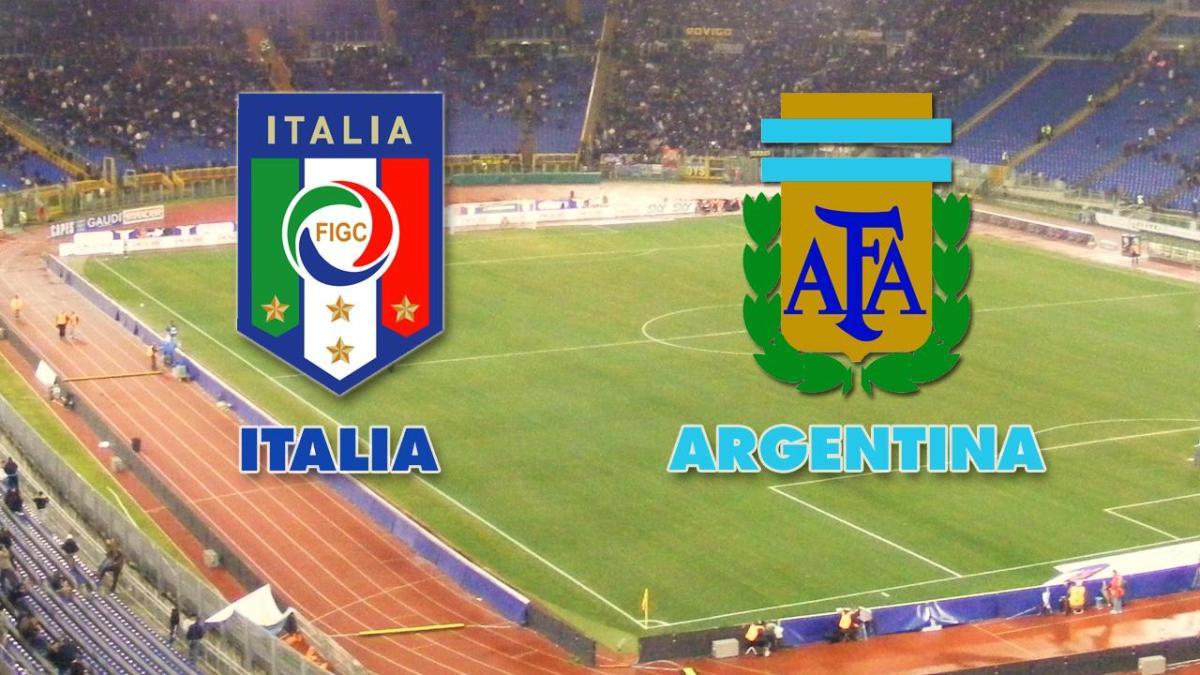 Stasera su Rai 1 l'amichevole Italia-Argentina