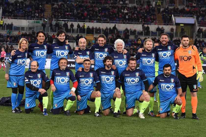 Roma : Stadio Olimpico . Partita Mundial