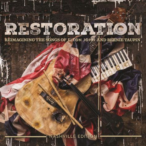 Elton John_cover album Restoration_bassa
