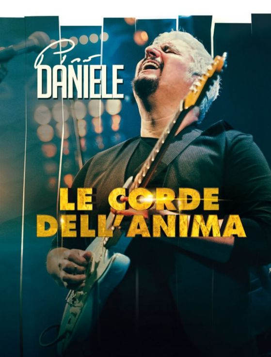 Cover Pino Daniele_Le corde dell'anima