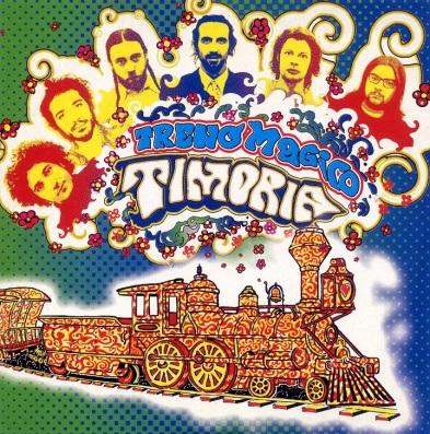 E05 MATTEO GUARNACCIA - TIMORIA Treno magico (Polydor, 2002) b