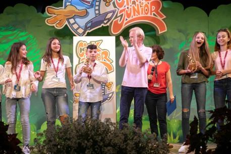 Ciak Junior premio Internazionale - 036 - Spirit Ciak Anna Kiss - Italia e Croazia