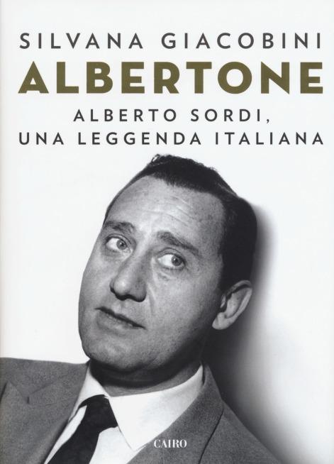 Copertina libro Albertone