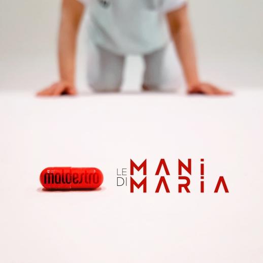 cover Le mani di Maria