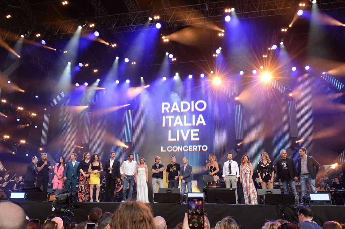 Immenso successo per il Radio Italia Live 2018. Il racconto della serata e la photogallery