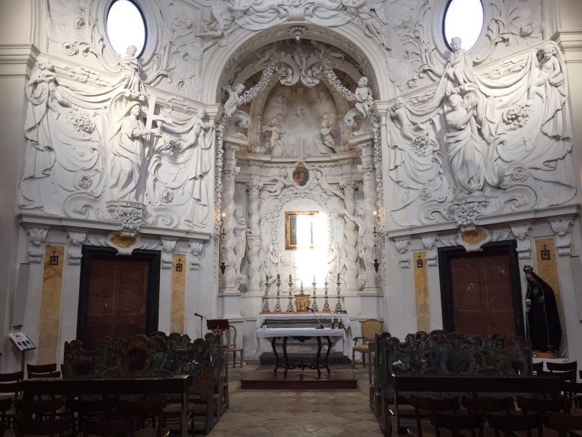 Pergola - Chiesa di Santa Maria delle Tinte