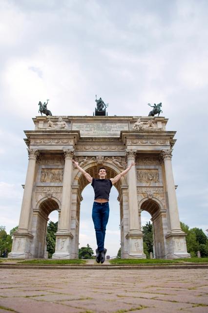 OnDance -  Arco della Pace - Milano