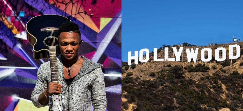 Samuel Storm a Hollywood
