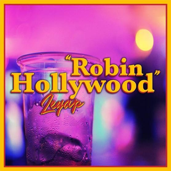 Leyap Robin Hollywood copertina