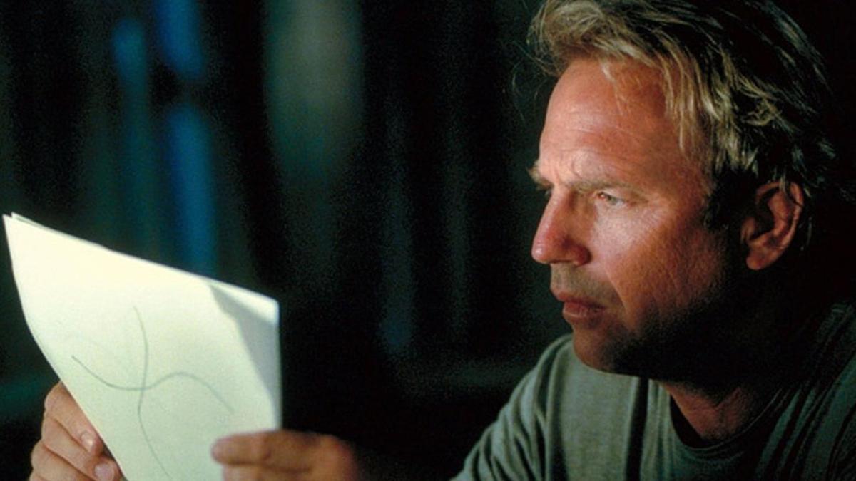 """Stasera su Rai 3 """"Dragonfly - Il segno della libellula"""", con il Premio Oscar Kevin Costner"""