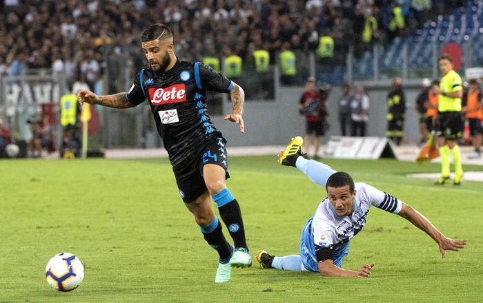 Soccer: Serie A; Lazio-Napoli