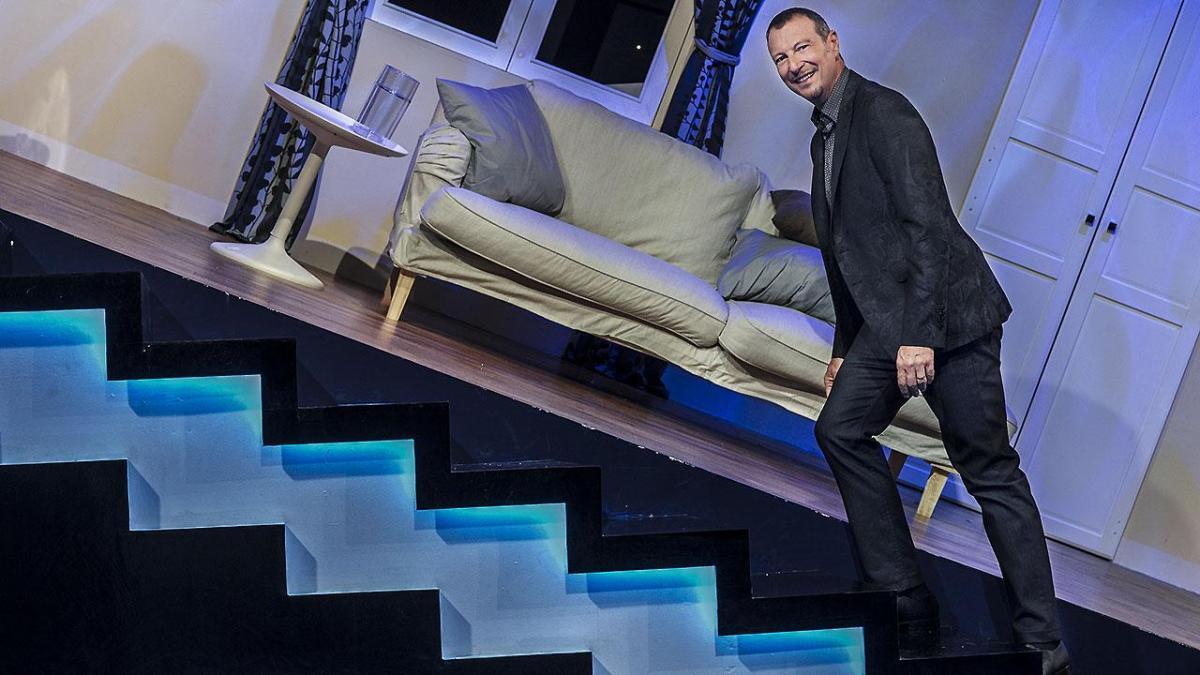 Ultimo appuntamento, martedì13 novembre, suRai2, alle 21:20, conStasera tutto è possibile,il comedy show di successo condotto daAmadeus