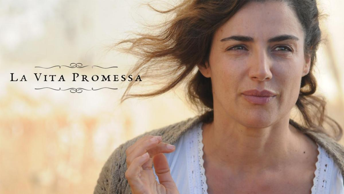 Stasera su Rai 1 la prima puntata della serie La vita promessa, con Luisa Ranieri