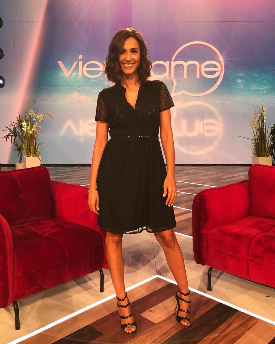 VIENI DA ME - Caterina Balivo intervista Carmen Di Pietro mercoledì alle 14.00 su Rai 1