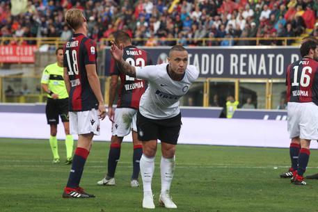 Soccer: Serie A; Bologna-Inter