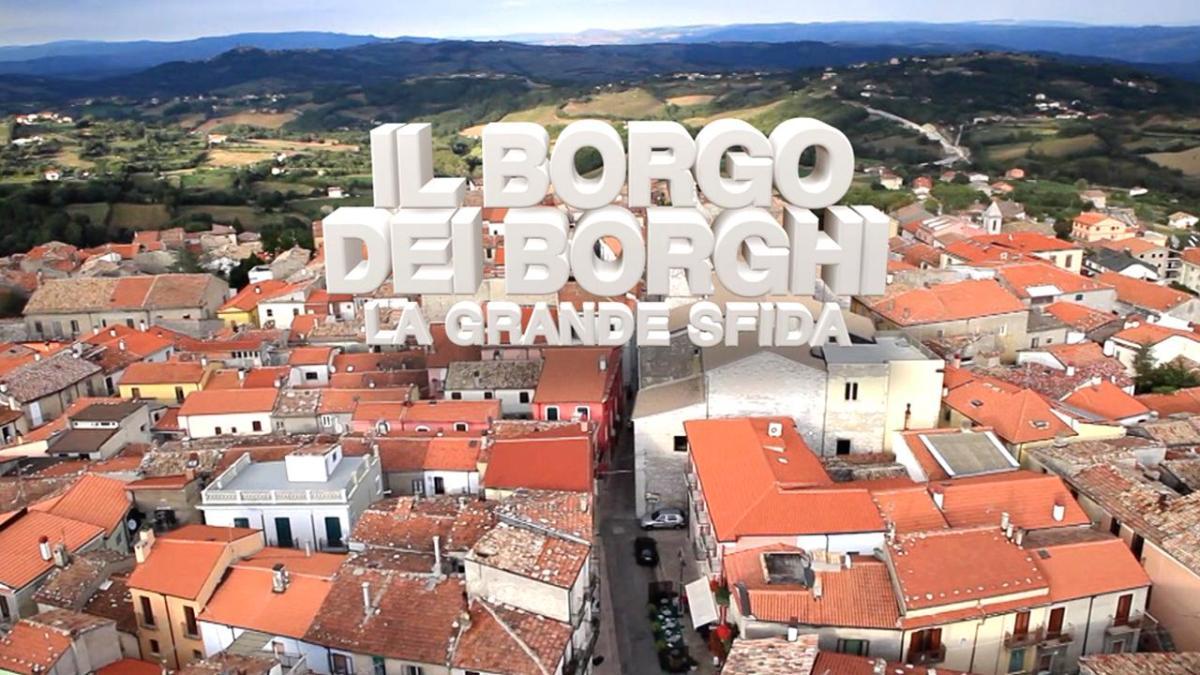 IL BORGO DEI BORGHI - La grande sfida, da sabato 3 novembre in prima serata su Rai 3