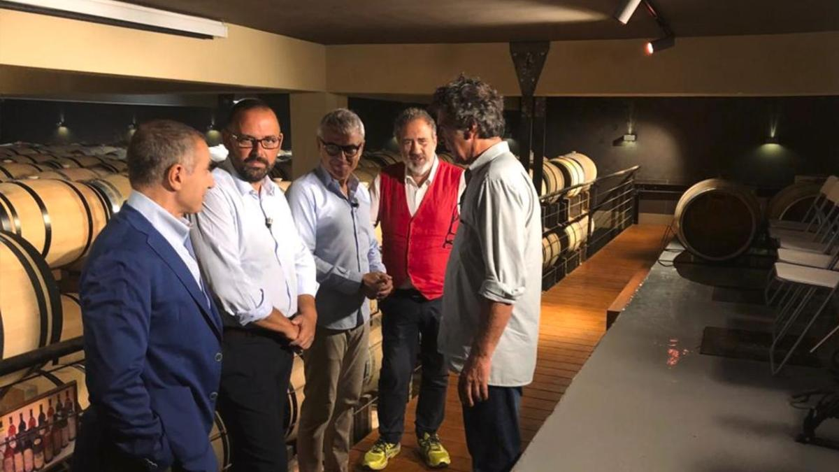 """Sarà dedicata alla Puglia la puntata de""""I signori del vino"""" in onda sabato 17 novembre, alle 17.10, su Rai2"""