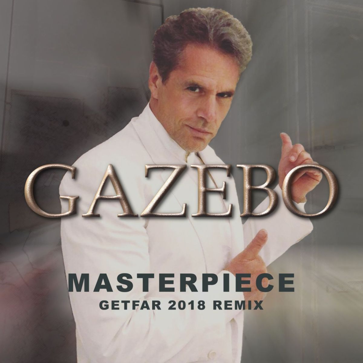 """GAZEBO: il 16 novembre esce """"MASTERPIECE (GET FAR 2018 REMIX)"""", il remix della super hit degli anni '80 realizzato dal dj Mario Fargetta"""