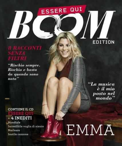 EMMA_Cover_Essere qui BOOM Edition deluxe_B (1)