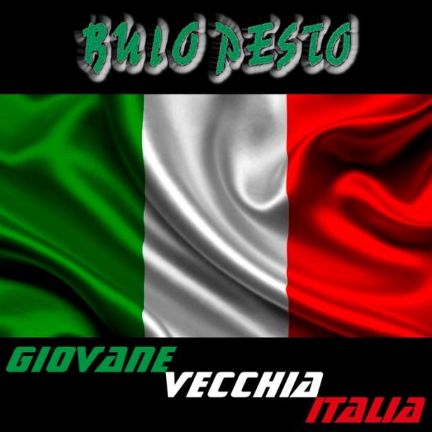 Giovane Vecchia Italia - Copertina LOW