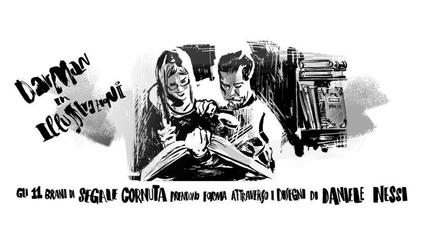 Illustrazioni brani album SEGALE CORNUTA - Darman.jpg