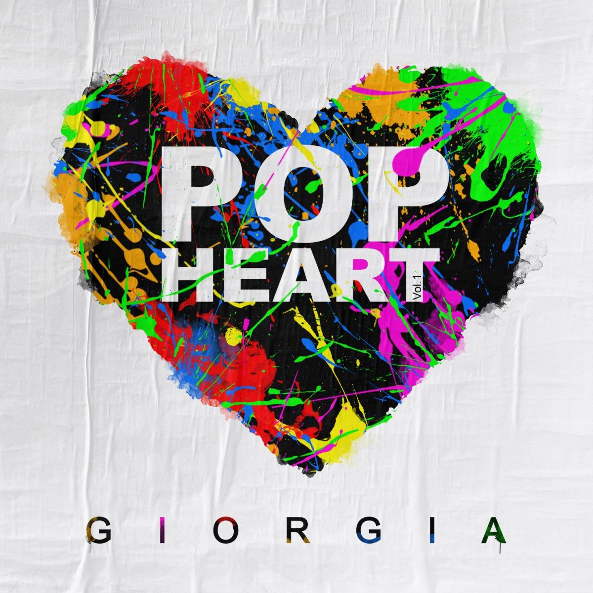 Recensione di Pop Heart, il nuovo disco di Giorgia