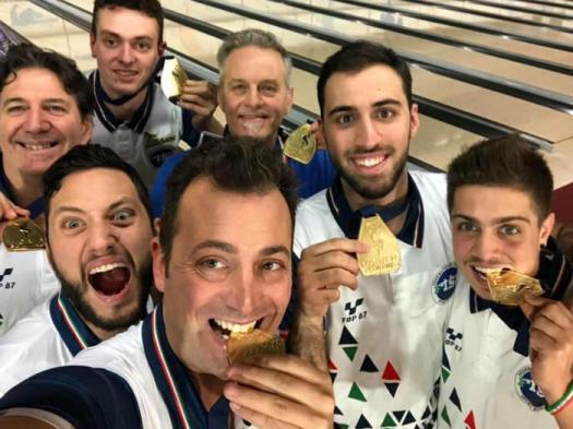 Sorpresa bowling,Italia batte Usa ed è campione mondo