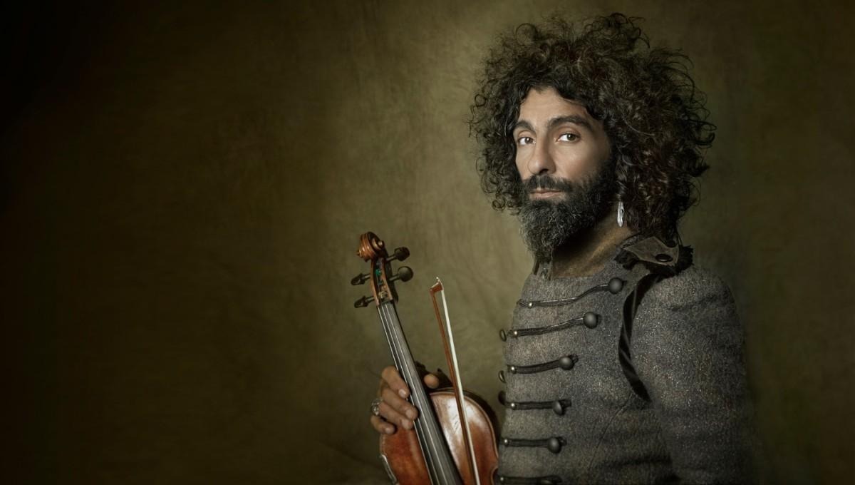 ARA MALIKIAN, martedì 11 dicembre all'Obihall - parte da Firenze il nuovo tour italiano del violinista