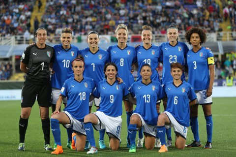 Italy v Portugal - 2019 FIFA Women's World Cup Qualifier