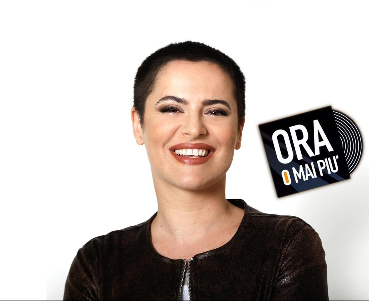 """SPECIALE ORA O MAI PIU' - Intervista con Silvia Salemi: """"Ora o mai piu' è un po' la mia filosofia di vita"""""""