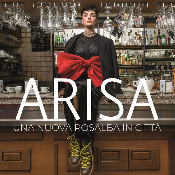 arisa_una nuova rosalba in cittÖ_cover album