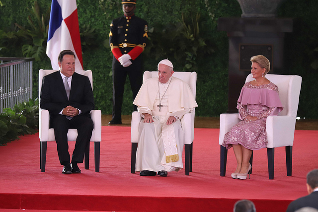 """JMJ PANAMA 2019  Papa Francesco ai giovani  """"La Giornata Mondiale della  Gioventù è ancora una volta una festa di gioia e di speranza per la Chiesa  intera e 4ac26c003cd4"""
