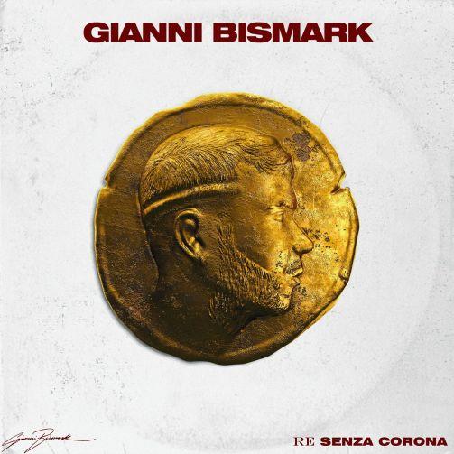 gianni bismark_cover album_re senza corona_m