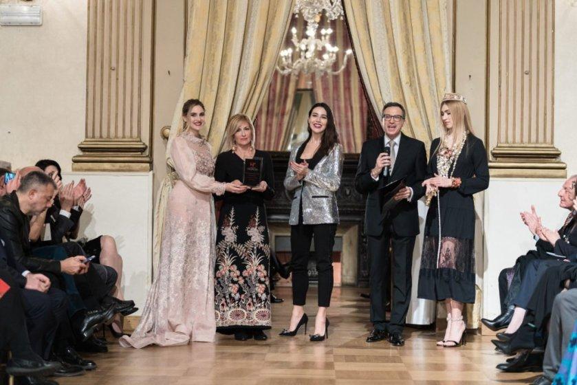 0037bfe2191c Grande successo alla 21a edizione del World of Fashion – AltaRoma 2019
