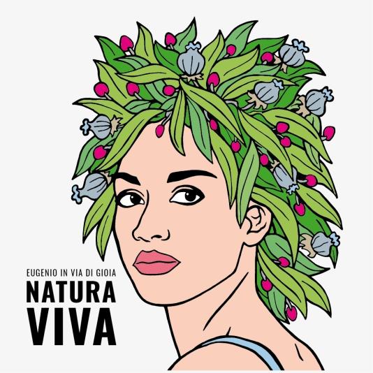 Eugenio in via di Gioia_cover album_Natura Viva