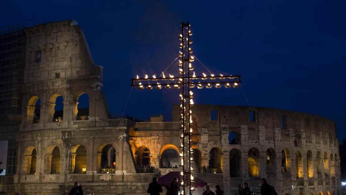 Il Rito della Via Crucis: su Rai 1 una grande serata di Fede